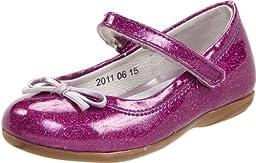 Kid Express Josie Mary Jane (Toddler/Little Kid/Big Kid),Purple Glitter Patent,27 EU (10-10.5 M US Toddler)