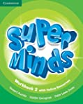 Super Minds Level 2 Workbook with Onl...