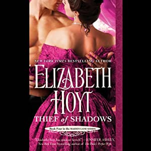 Thief of Shadows: Maiden Lane, Book 4 | [Elizabeth Hoyt]