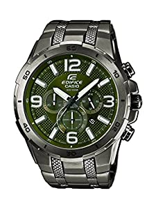 Casio EFR-538BK-3AVUEF Edifice Mens Chronograph