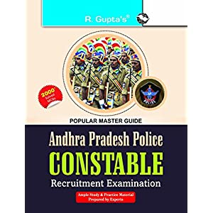 Andhra Pradesh Police Constable Recruitment Exam Guide