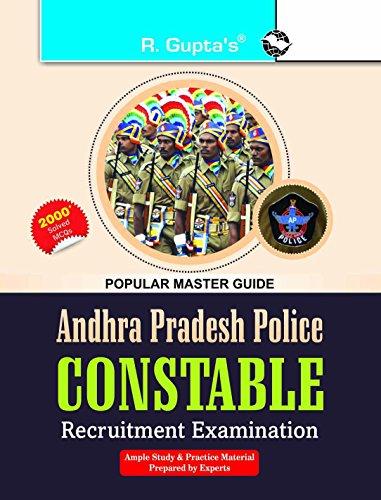 Andhra Pradesh Police Constable Recruitment Exam Guide