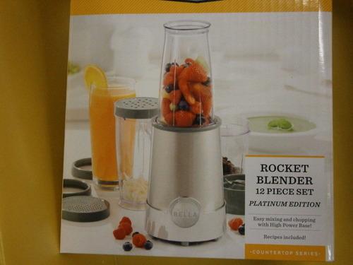 Bella Cucina Rocket Blender For Baby Food