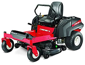 "Troy-Bilt V-Twin Engine Zero Turn Riding Lawn Mower, 46"" by Troy-Bilt"