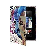 KleverCase Book Case for Amazon Kindle, Nexus, Galaxy, Nook, Hudl, Kobo and most 7 inch tablet browsers - Jane Eyre