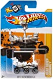 NASA MARS ROVER CURIOSITY 2012 Hot Wheels Premiere Series 1:64 Scale Collectible Die Cast Car 14/50