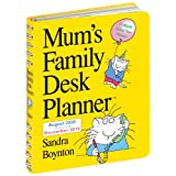 Mum's Family Desk Planner 2010by Sandra Boynton