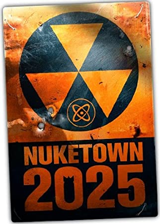 Nuketown 2025 Redeem Code for Xbox 360