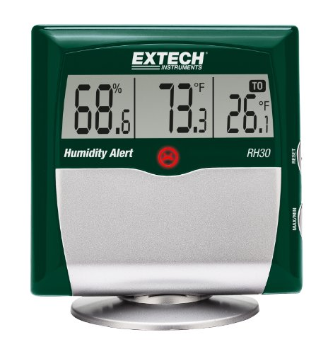 Extech RH30 Hygro-Thermometer with Humidity Alert - 1