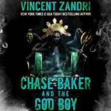Chase Baker and the God Boy: Chase Baker Thriller Series, Book 3 | Livre audio Auteur(s) : Vincent Zandri Narrateur(s) : Andrew B. Wehrlen