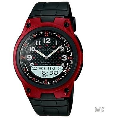 Click for Casio Men's Illuminator watch #AW-80-4BV