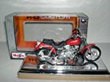 FXDL DYNA Low Rider - Harley Davidson - red