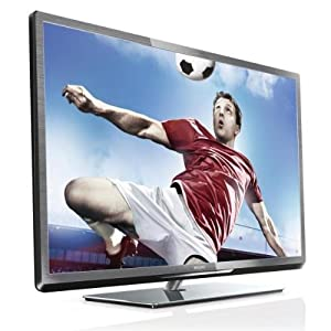Philips 46PFL5507H/12 - Televisor LED Full HD 46 pulgadas (3D)