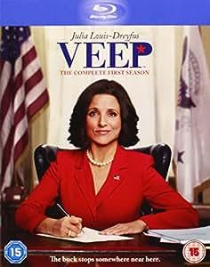 Veep - Complete HBO Season 1 [Blu-ray] [2013] [Region Free]