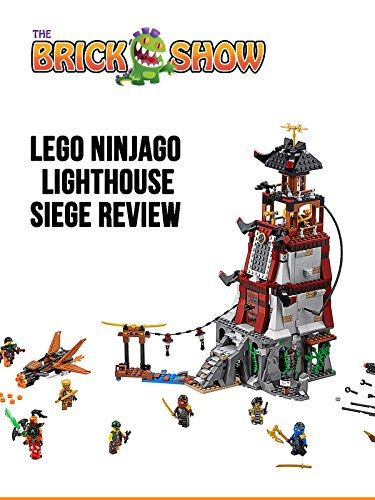LEGO Ninjago The Lighthouse Siege Review