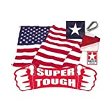 4ft x 6ft Super Tough Brand Polyester US Flag