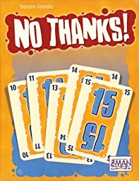 Z-Man Games No Thanks! Card Game