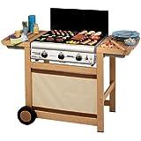 Campingaz 3000001261 Barbecue à Gaz Adelaide 3 Woody