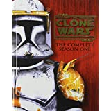 Star Wars: The Clone Wars - The Complete Season One [Blu-ray] (Bilingual)by Matt Lanter