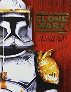 Star Wars: The Clone Wars - The Complete Season One [Blu-ray] (Bilingual)