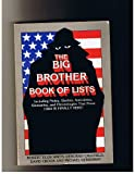 The Big Brother book of lists (0843108495) by Smith, Robert Ellis (Et Al. ) Maudlin, Bill and Conrad, Paul (Illus. )