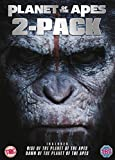 Dawn of the Planet of the Apes / Rise of the Planet of the Apes [Double Pack] [DVD]