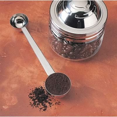 Great Features Of Stainless Steel Double Espresso Coffee Scoop Measure
