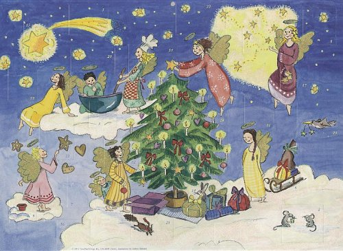 Angels Advent Calendar