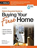 img - for Nolo's Essential Guide to Buying Your First Home (Nolo's Essential Guidel to Buying Your First House) Paperback December 12, 2014 book / textbook / text book