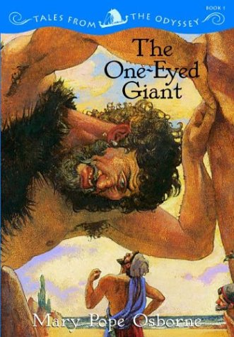 Tales From the Odyssey: The One-Eyed Giant by Mary Pope Osborne
