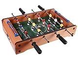 Holz-Tischfußballspiel Kicker ca. 51 x 31 cm
