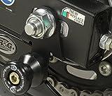 R&G(アールアンドジー) オフセットコットンリール ブラック CBR250R MC41(11-) RG-CR0039BK