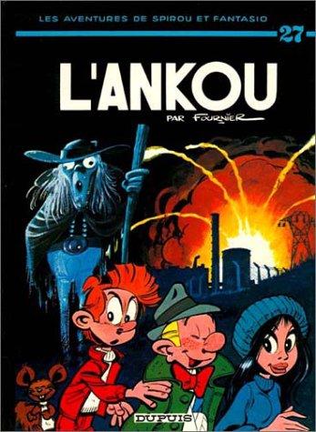 Spirou et Fantasio n° 27 L'Ankou