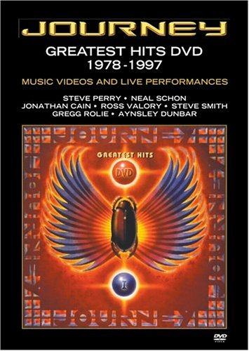 Journey – Greatest Hits DVD 1978-1997 – Music Videos