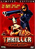 Thriller: A Cruel Picture [DVD] [Region 1] [US Import] [NTSC]