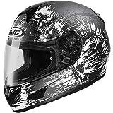 HJC Narrl Men's CL-16 Street Bike Motorcycle Helmet - MC-5F / X-Large