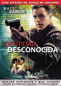 Identidad Desconocida (The Bourne Identity)