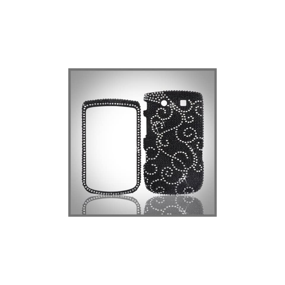 rhinestone case cover for Blackberry Torch 9800 9810 Cell Phones