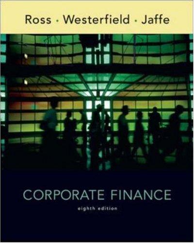 Corporate Finance Assignment Help  Corporate Finance Homework Help