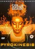 Pyrokinesis [DVD]