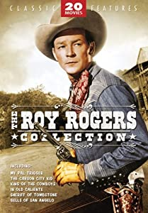 Roy Rogers 20 Movie Pack 4 Dvd from Mill Creek Entertainment