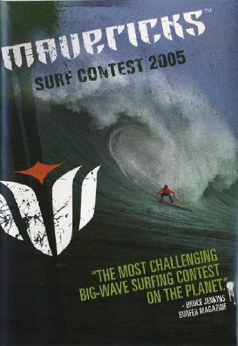 2005 Mavericks Surf Contest Official  【サーフィン/SURF DVD 特価】