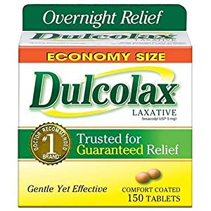 how to use dulcolax to lose weight