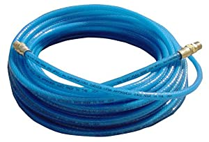 AirPro PUR-14X50-B 1/4-Inch x 50 Foot Polyurethane 250 PSI Air Hose