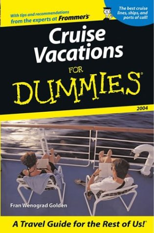 Cruise Vacations For Dummies 2004 (Dummies Travel) front-865064