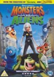 Monsters Vs Aliens [DVD] [2009]