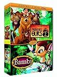 echange, troc Frère des Ours 2 / Bambi - Bipack 2 DVD