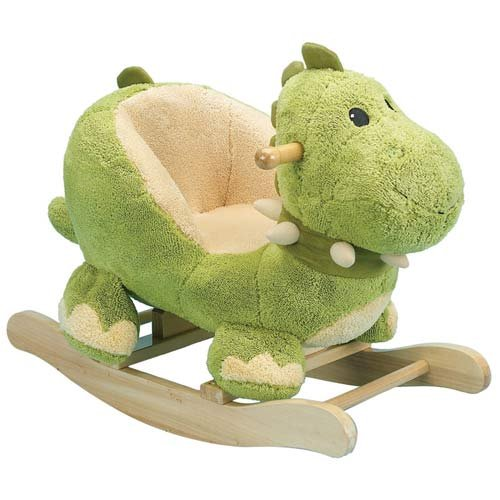 Charm Company Dewey Dinosaur Rocker (Discontinued by Manufacturer)
