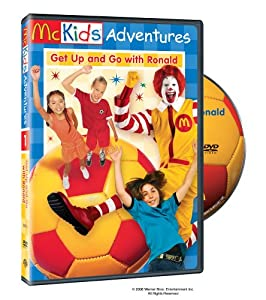 McKids Adventures - Get Up and Go with Ronald