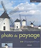 Photo du livre Photo de paysage